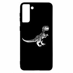 Чохол для Samsung S21+ Spotted baby dinosaur