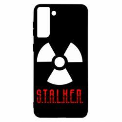 Чохол для Samsung S21+ Stalker