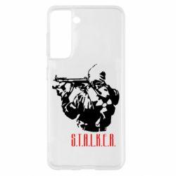 Чехол для Samsung S21 Stalker