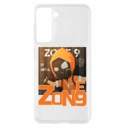 Чохол для Samsung S21 Standoff Zone 9