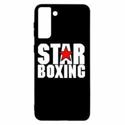 Чохол для Samsung S21+ Зірка Боксу