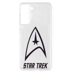 Чохол для Samsung S21 Star Trek