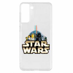 Чохол для Samsung S21+ Star Wars Lego
