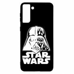 Чохол для Samsung S21+ STAR WARS MASK