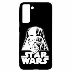 Чохол для Samsung S21 STAR WARS MASK
