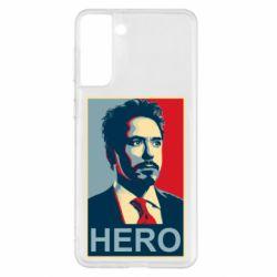 Чохол для Samsung S21+ Stark Hero