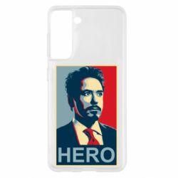Чохол для Samsung S21 Stark Hero