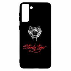 Чохол для Samsung S21+ Steady tiger