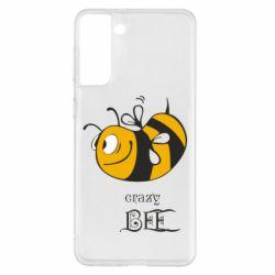 Чохол для Samsung S21+ Шалена бджілка
