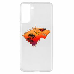 Чохол для Samsung S21+ Summer Wolf with glasses Game of Thrones