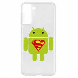 Чохол для Samsung S21+ Super Android