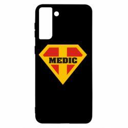Чохол для Samsung S21+ Super Medic
