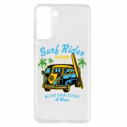 Чохол для Samsung S21+ Surf Rider