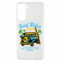 Чохол для Samsung S21 Surf Rider