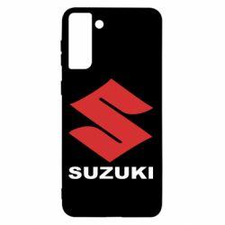 Чохол для Samsung S21+ Suzuki