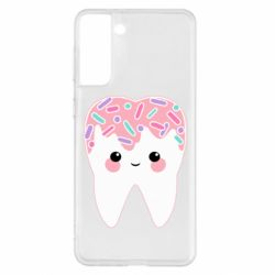 Чохол для Samsung S21+ Sweet tooth