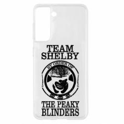 Чохол для Samsung S21 Team Shelby the Peaky Blinders