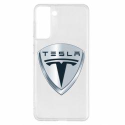 Чохол для Samsung S21+ Tesla Corp