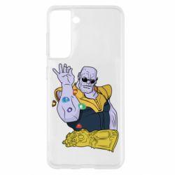 Чохол для Samsung S21 Thanos Art