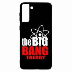 Чохол для Samsung S21+ The Bang theory Bing
