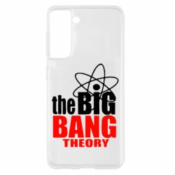 Чохол для Samsung S21 The Bang theory Bing