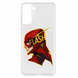 Чехол для Samsung S21+ The Flash