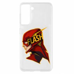 Чехол для Samsung S21 The Flash