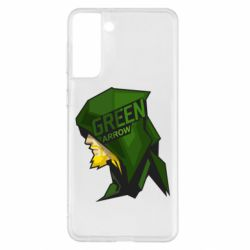 Чохол для Samsung S21+ The Green Arrow