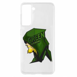 Чохол для Samsung S21 The Green Arrow