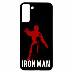 Чохол для Samsung S21+ The Invincible Iron Man