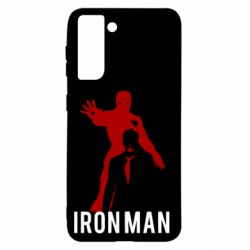 Чохол для Samsung S21 The Invincible Iron Man