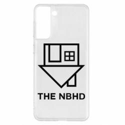 Чехол для Samsung S21+ THE NBHD Logo