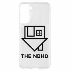 Чехол для Samsung S21 THE NBHD Logo