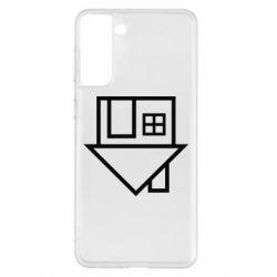 Чехол для Samsung S21+ The Neighbourhood Logotype