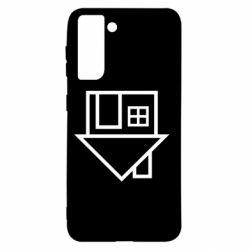 Чехол для Samsung S21 The Neighbourhood Logotype
