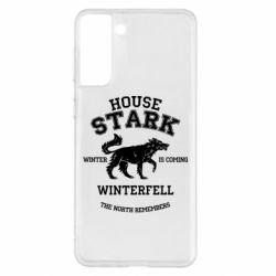 Чехол для Samsung S21+ The North Remembers - House Stark