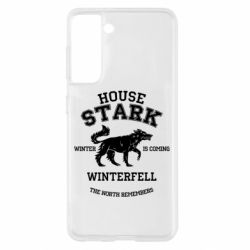 Чехол для Samsung S21 The North Remembers - House Stark