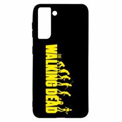 Чохол для Samsung S21 The Walking Dead Evolution