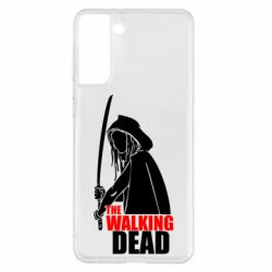 Чохол для Samsung S21+ The walking dead (Ходячі мерці)