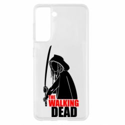 Чохол для Samsung S21 The walking dead (Ходячі мерці)