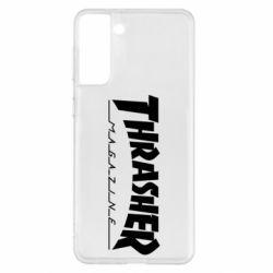 Чохол для Samsung S21+ Thrasher Magazine