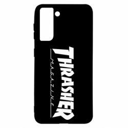 Чохол для Samsung S21 Thrasher Magazine