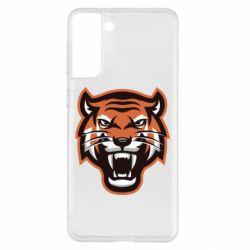 Чохол для Samsung S21+ Tiger
