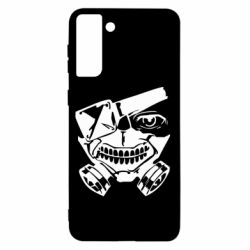Чохол для Samsung S21+ Tokyo Ghoul mask