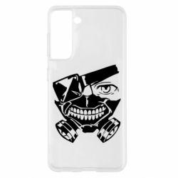 Чохол для Samsung S21 Tokyo Ghoul mask