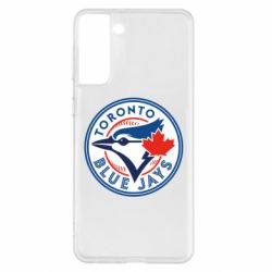 Чохол для Samsung S21+ Toronto Blue Jays