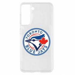 Чохол для Samsung S21 Toronto Blue Jays