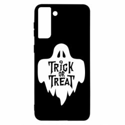 Чехол для Samsung S21+ Trick or Treat