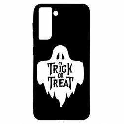 Чехол для Samsung S21 Trick or Treat