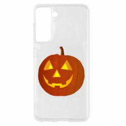 Чохол для Samsung S21 Тыква Halloween